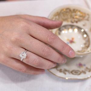 Rose ring (Design 1)