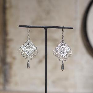 Jantar earrings