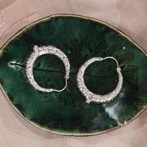 Large Bamboo hoops