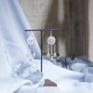 Pinjada earrings