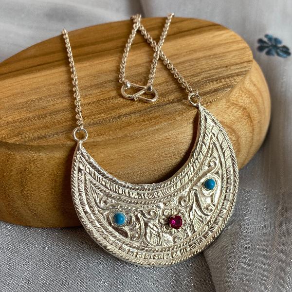 Chandrama necklace
