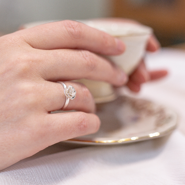 Rose ring (Design 2)