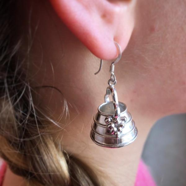 Kalacha earrings