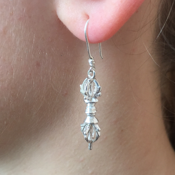 Bajra earrings (Design 2)