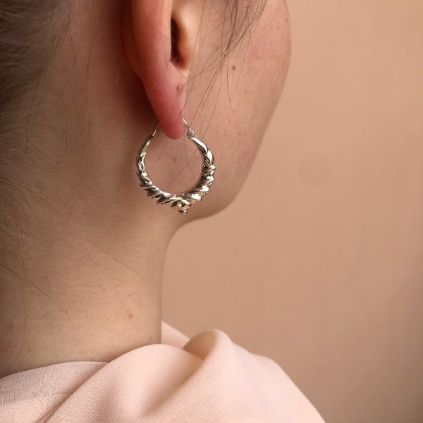 Small Machey Marwari hoops
