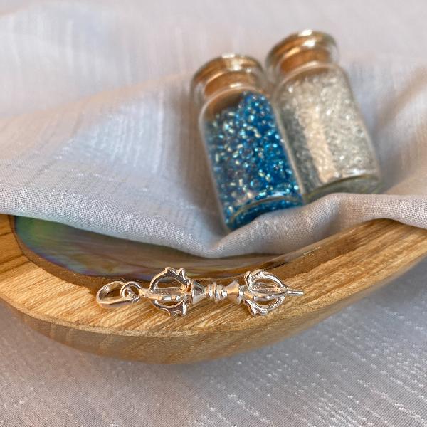 Bajra pendant (Design 2)
