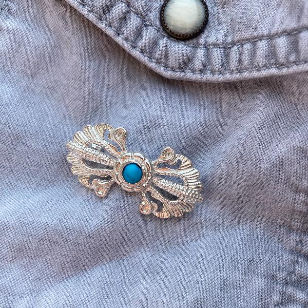 Bajra brooch